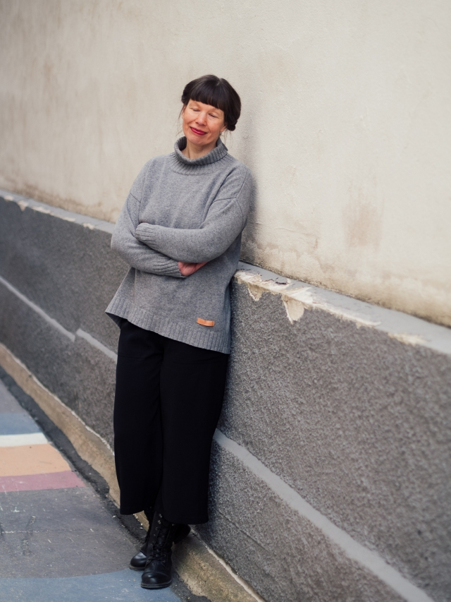 Kristiina Wallin, Kuvaaja: Henrietta Soininen